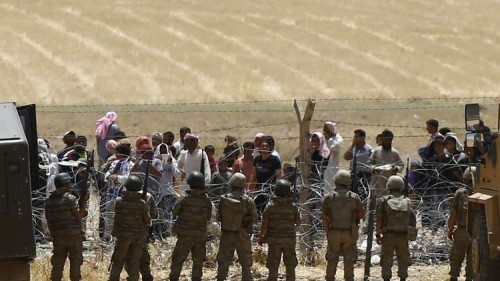 المرصد السوري لحقوق الانسان: القوات التركية قتلت 419 مدنيا