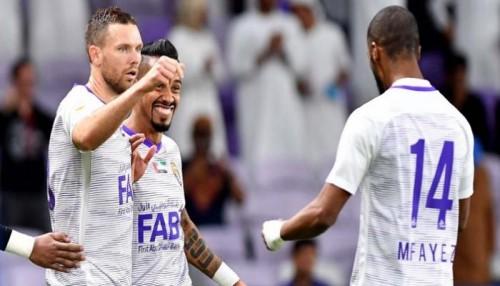 العين الإماراتي يقلص الفارق في النقاط مع الشارقة في الدوري الإماراتي