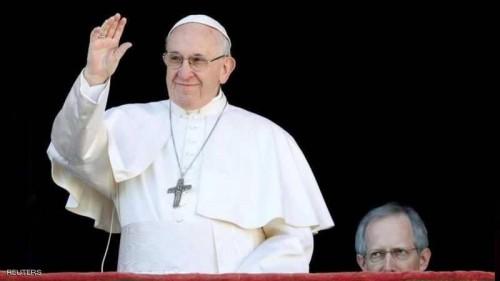 بابا الفاتيكان يناشد العالم بمواجهة الاتجار بالبشر
