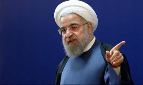 """""""روحاني"""": إيران ستواصل تطوير صواريخها ولن نستأذن أحداً"""