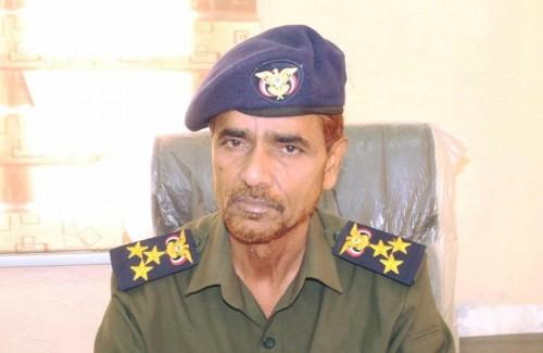 """تكليف """" الخنبشي """" مستشاراً لمحافظ حضرموت للشؤون الأمنية"""