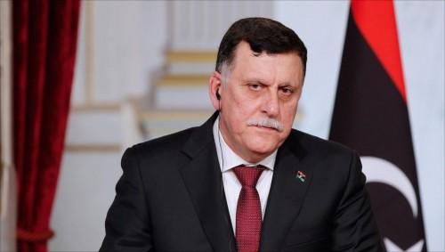 """هل يخشى """" السراج """" من تقدم الجيش الوطني جنوبي ليبيا؟"""