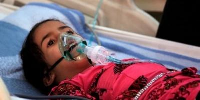 """""""الصحة العالمية"""": وفاة أكثر من 220 يمنيًا بالحصبة العام الماضي"""