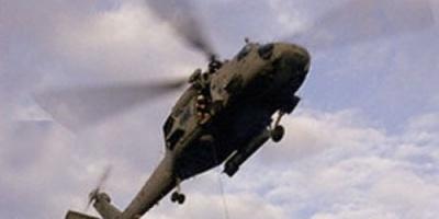 سقوط طائرة هليكوبتر عسكرية في اسطنبول