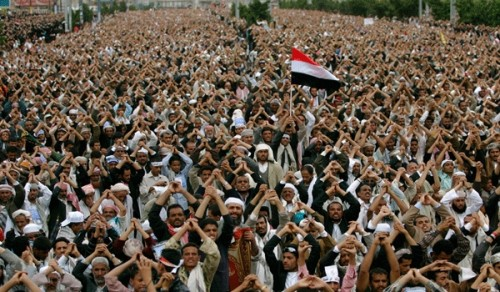 بعد ثمانية أعوام.. دماء الثورة اليمنية مازالت تلطخ ثياب الإخوان