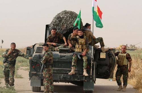 """ائتلاف """" المالكي """" يحذر من عودة البيشمركة إلى كركوك العراقية"""