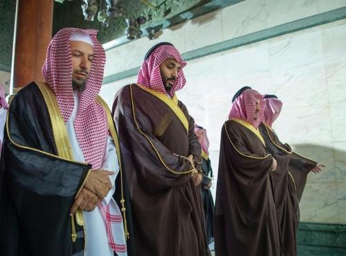 """""""حفيد الإمام"""".. بن سلمان يتصدر قائمة الترندات على """"تويتر"""""""