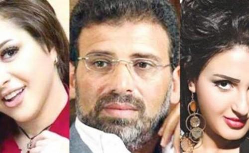 ظهور عقود الزواج العرفية للمخرج خالد يوسف.. (صور)