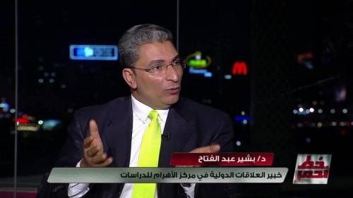 بشير عبد الفتّاح: الحوثيون يتبنّون النهج الإسرائيلي في التفاوض