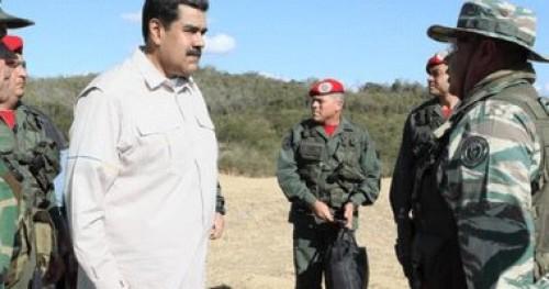 مادورو: أمريكا تخلق أزمة إنسانية في فنزويلا لتبرير التدخل العسكري