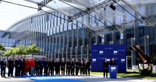 """""""مقدونيا"""" ترفع علم حلف الناتو قبيل التصديق على انضمامها"""
