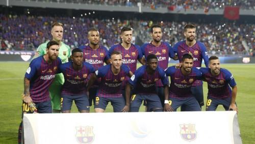 الصحف الإسبانية تسلط الضوء على صفقة برشلونة المحتملة