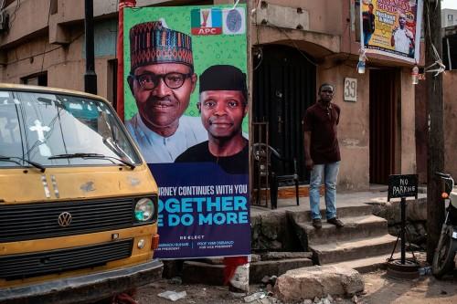 صراع الانتخابات يودي بحياة  خمسة أشخاص في نيجيريا