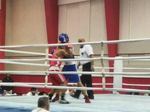 منتخب الملاكمة للشباب يودع البطولة العربية من الدور التمهيدي