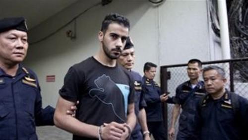 حكيم العريبي يصل إلى أستراليا بعد احتجازه في تايلاند