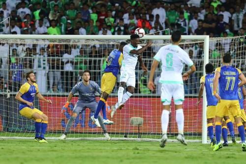 النصر يفوز على الأهلي 2-1 في الدوري السعودي