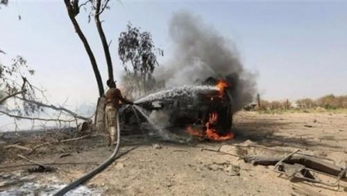 استشهاد مواطن جراء انفجار لغم حوثي في حيس بالحديدة