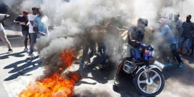 هروب 78 سجينًا في هايتي أثناء مظاهرات مناهضة للرئيس