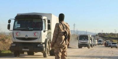 """صحيفة: سيطرة """"هيئة تحرير الشام"""" على إدلب قطعت المساعدات الإنسانية"""
