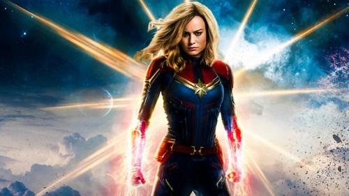 مارفل تطرح إعلان جديد لفيلمها المنتظر Captain Marvel