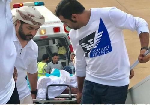 في لافتة إنسانية.. طائرة إماراتية لنقل مريضة من سقطرى للعلاج مجاناً