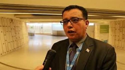 المسوري: غريفيث عرقلّ اتفاق السويد أكثر من الحوثي