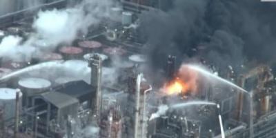 مصرع ثلاثة أشخاص وإصابة آخر فى حريق باليابان