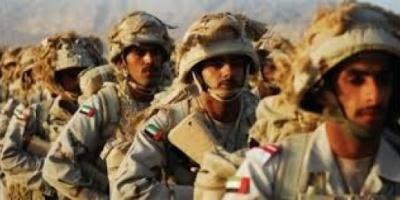 شاهد.. جنود الإمارات يُوجهون رسالة للحوثي