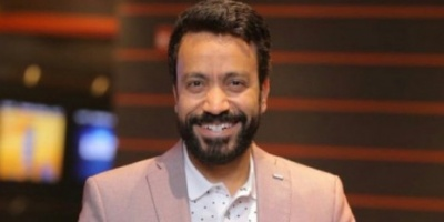 سامح حسين :فيلم عيش حياتك يساعد على تخطى الأزمات