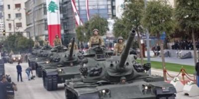 أمريكا تمد الجيش اللبناني صواريخ موجهة بالليزر
