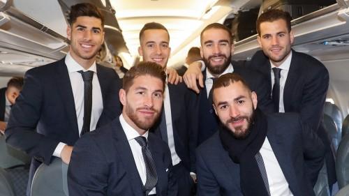 ريال مدريد بالقوة الضاربة أمام أياكس في دوري أبطال أوروبا