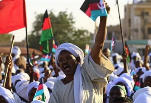 """للمرة الأولى.. المعارضة السودانية تتوحد وتطالب بتنحي """"البشير"""""""