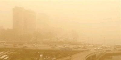 الأرصاد الجوية: عاصفة سرعتها 40 كم على القاهرة خلال ساعة