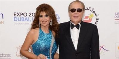 تعرف على رسالة بوسي شلبي لزوجها محمود عبد العزيز في عيد الحب