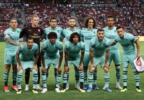 آرسنال يكشف عن تشكيله لمواجهة باتي بوريسوف في الدوري الأوروبي