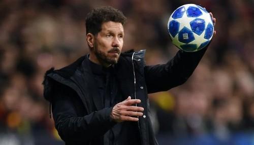 أتليتكو مدريد يعلن تجديد عقد مدربه حتى عام 2022