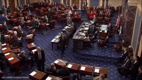 الكونجرس يقر مشروع قانون يجنب أمريكا الإغلاق الحكومي