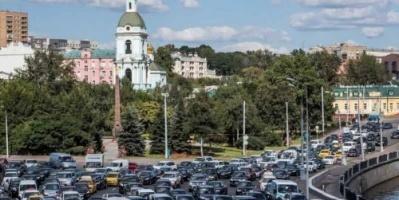 تقرير: روسيا تتصدر قائمة أكثر المدن معاناة من الازدحام المروري 2018