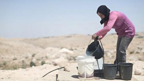 تقرير: إسرائيل تسيطر على 90% من مصادر المياه الفلسطينية