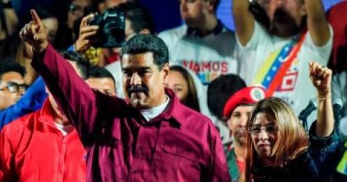 """"""" مادورو """" يبدي استعداده لعقد محادثات مع المبعوث الأمريكي"""