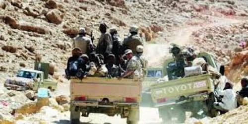 شاهد.. صورة لآخر مستجدات المعارك بين قبائل حجور والحوثي