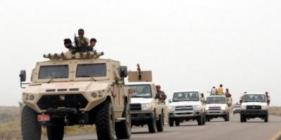 """الجيش يحرر مواقع جديدة في """"الحشاء"""" غربي الضالع"""