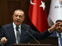 أردوغان يهدد بتصعيد الوضع في حال إجراء تغيير بالمسألة السورية