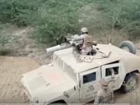 """تعرف على سلاح """" التاو """" المستخدم ضد المليشيات (فيديو)"""