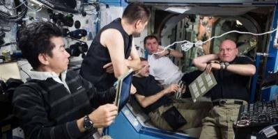تجربة تثبت ارتفاع نشاط الجهاز المناعي للإنسان في الفضاء