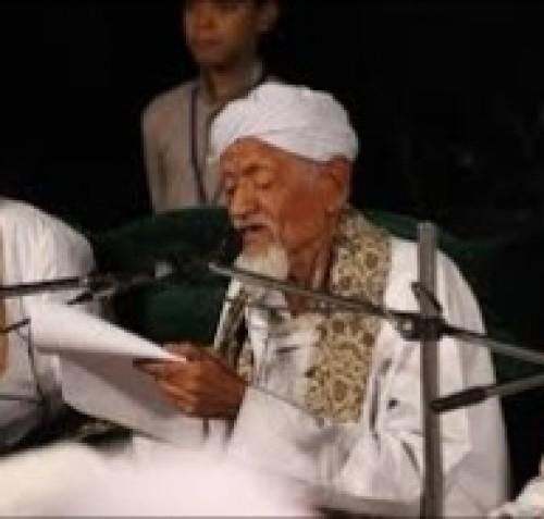 ضمن فعاليات الجمعية الوطنية.. الزبيدي يكرم الباحث والمؤرخ جعفر السقاف