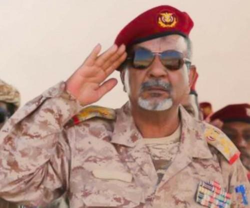 قيادات عسكرية تزور العميد عويضان الجوهي للاطمئنان على صحته