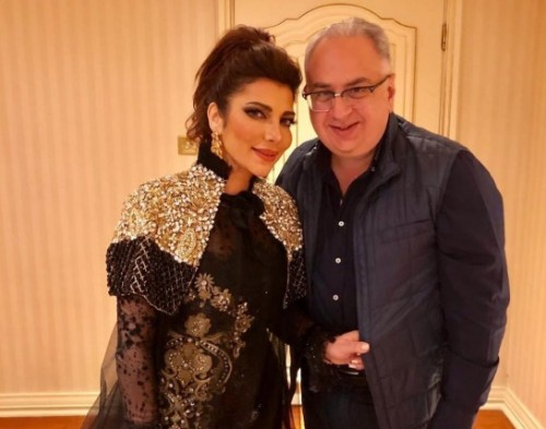 صحفي لبناني يهنئ أصالة على نجاح حفلها بمهرجان فبراير الكويت