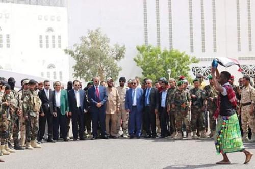 العامري: ثقتنا كبيرة بقيادة الجنوب العربي