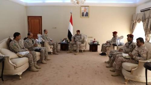قائد القوات السعودية: المملكة ستظل داعمة لليمن حتى يتحقق النصر